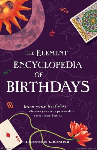 Element Encyclopedia of Birthdays