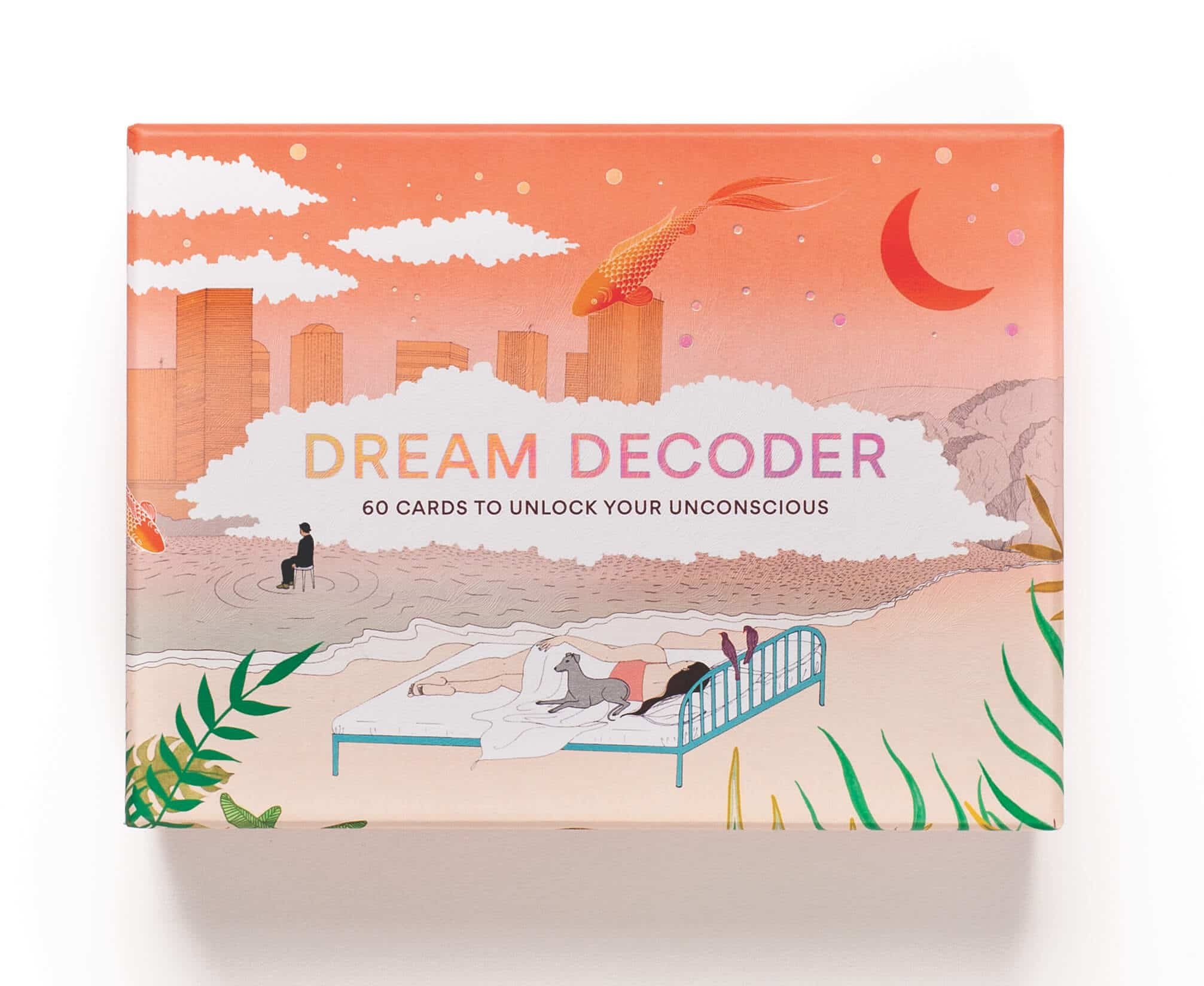 Dream Decoder Box - Theresa Cheung