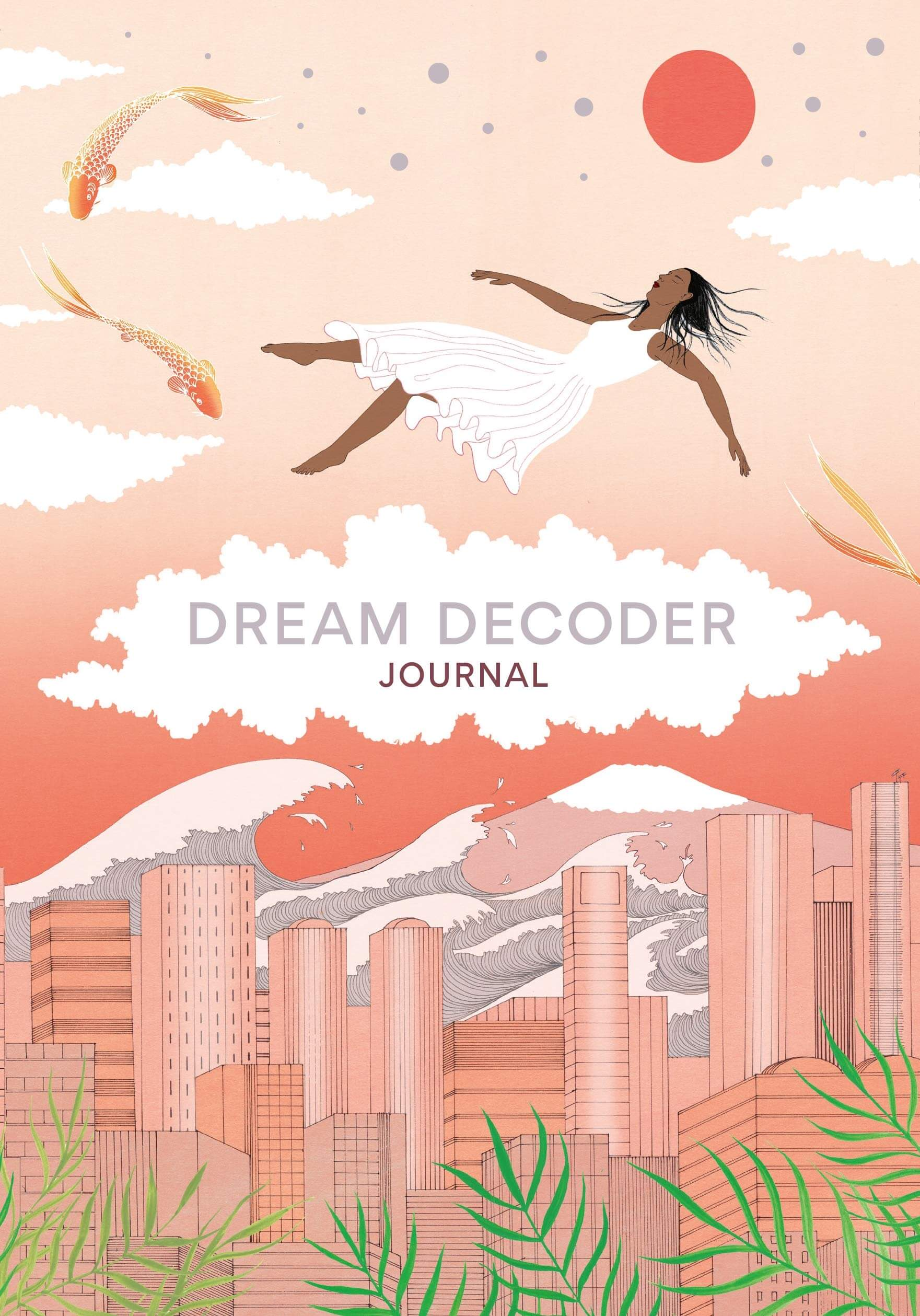 Dream Decoder Journal - Theresa Cheung