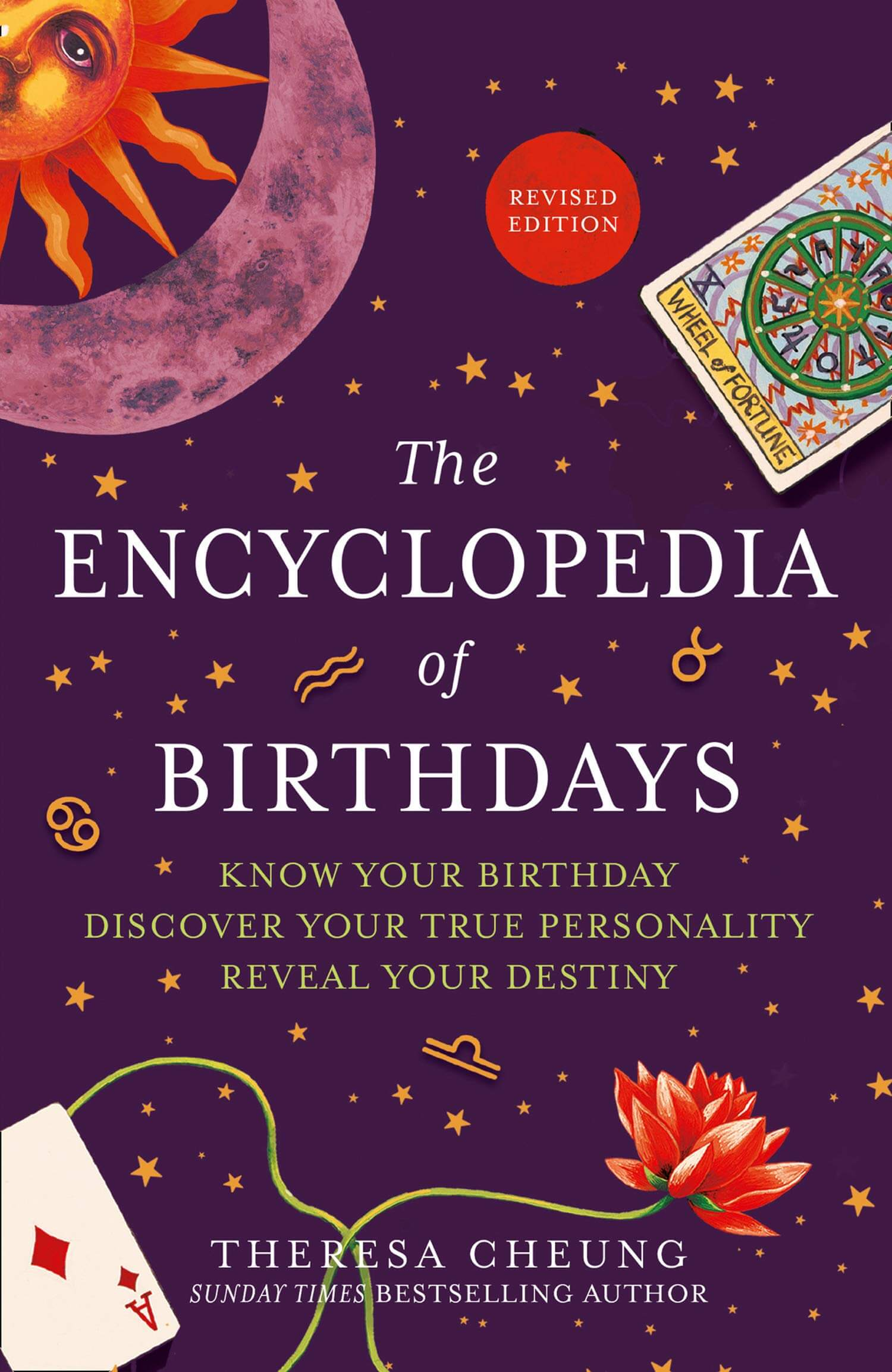 The Encyclopedia of Birthdays [Revised edition] - Theresa Cheung